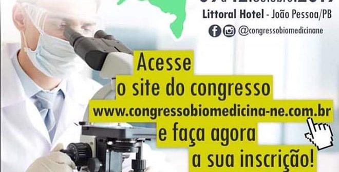 Congresso de Biomedicina da Região Nordeste