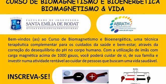 Curso de Biomagnetismo e Bionergética, Biomagnetismo & Vida